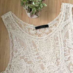Dulcie Lace Top